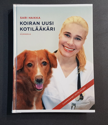 Kierrätyskirja (Sari Haikka - Koiran uusi kotilääkäri)