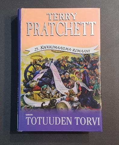 Kierrätyskirja (Terry Pratchett - Totuuden torvi)
