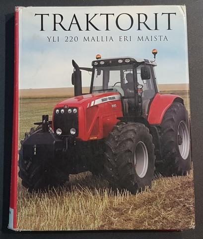 Kierrätyskirja (Michael Williams - Traktorit: yli 220 mallia eri maista)