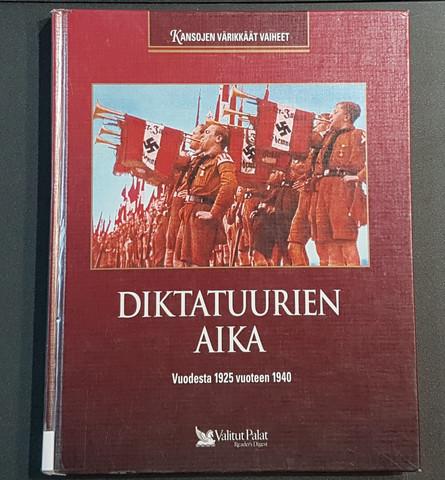 Kierrätyskirja (Diktatuurien aika: vuodesta 1925 vuoteen 1940)