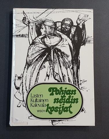Lasten kierrätyskirja (Lasten kultainen Kalevala 2: Pohjan neidin kosijat)