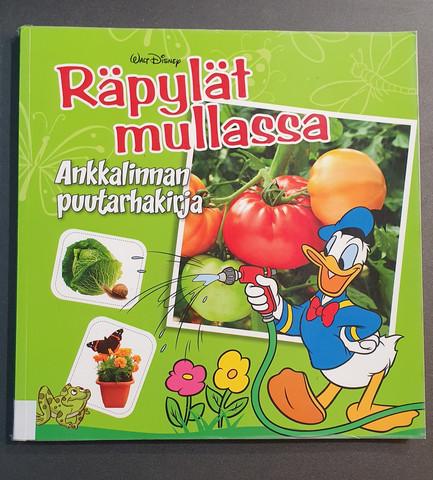 Kierrätyskirja (Räpylät mullassa: Ankkalinnan puutarhakirja)