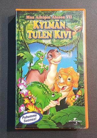 VHS-elokuva (Maa aikojen alussa VII)