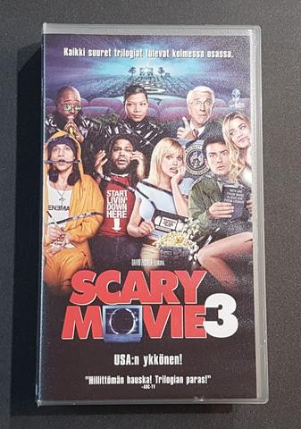 VHS-elokuva (Scary Movie 3) K16