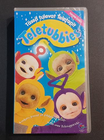 VHS-elokuva (Teletubbies - Tässä tulevat Teletapit)