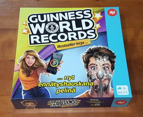 Lautapeli (Guinness Wolrd Records)