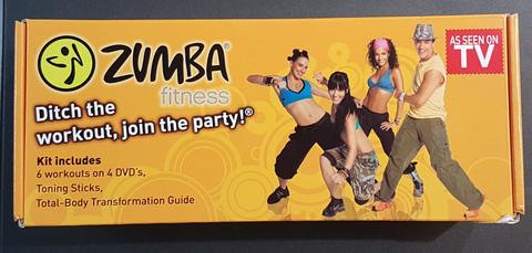 Zumba Fitness Kit