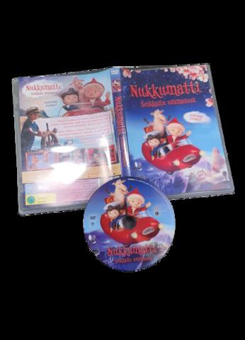 Lasten DVD-elokuva (Nukkumatti - Seikkailu unimaassa)