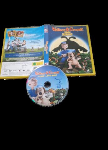 Lasten DVD-elokuva (Wallace & Gromit - Kanin kirous)