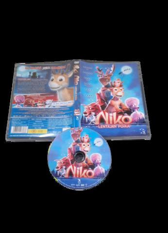 Lasten DVD-elokuva (Niko - Lentäjän poika)