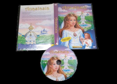 Lasten DVD-elokuva (Anastasia)