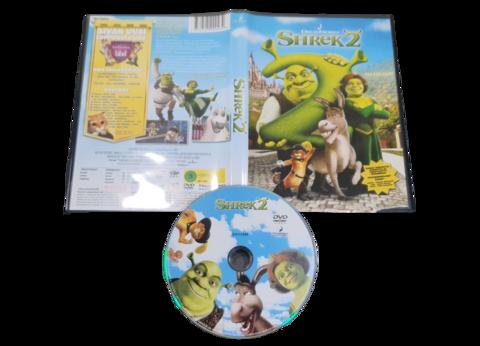 Lasten DVD-elokuva (Shrek 2)