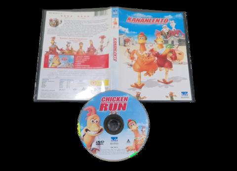 Lasten DVD-elokuva (Kananlento)
