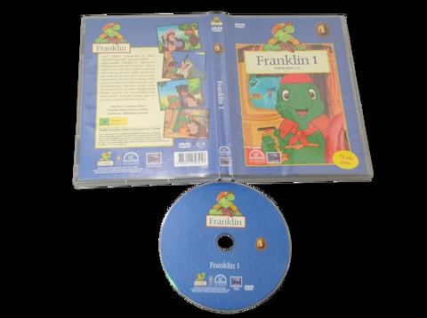 Lasten DVD elokuva (Franklin 1)