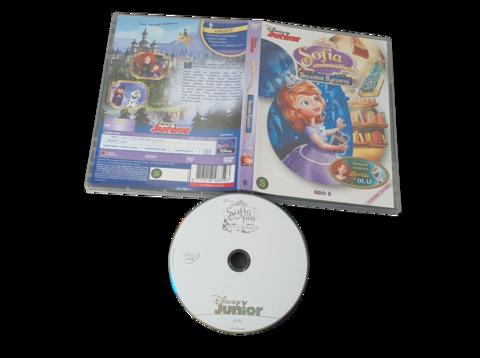 Lasten DVD elokuva (Sofia ensimmäinen - Salainen Kirjasto)