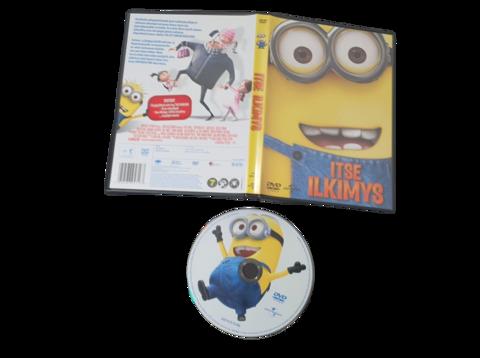 Lasten DVD elokuva (Itse Ilkimys)