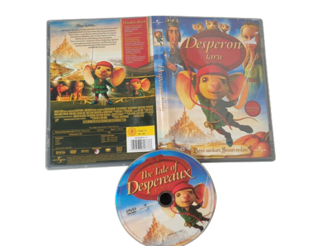 Lasten DVD elokuva (Desperon Taru)