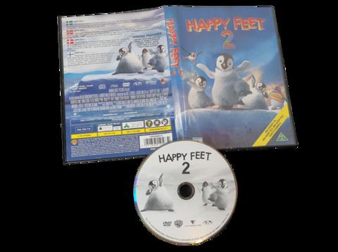Lasten DVD elokuva (Happy Feet 2)