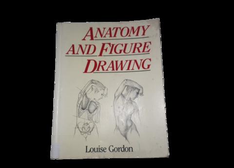 Kierrätyskirja (Louise Gordon - Anatomy and figure drawing)