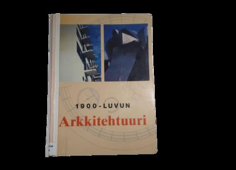 Kierrätyskirja (Jurgen Tiez - 1900-luvun arkkitehtuuri)