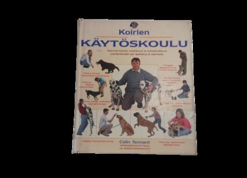 Kierrätyskirja (Colin Tennant - Koirien käytöskoulu: Saavuta koirasi luottamus ja tottelevaisuus ymmärtämällä sen ajattelua ja käytöstä)