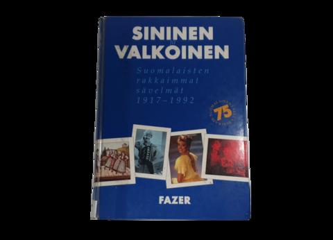 Kierrätyskirja (Sininen ja valkoinen - Suomalaisten rakkaimmat sävelmät 1917 - 1992)