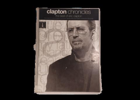 Kierrätyskirja (Nuottikirja - Clapton chronicles - The best of Eric Clapton)