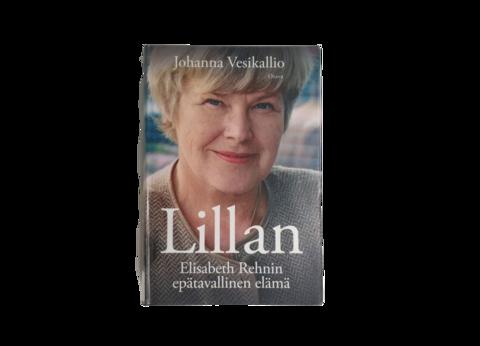 Kierrätyskirja (Johanna Vesikallio - Lillan - Elisabeth Rehnin epätavallinen elämä)