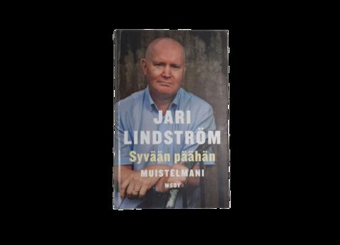 Kierrätyskirja (Jari Lindström - Syvään päähän : Muistelmani)
