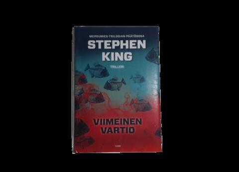 Kierrätyskirja (Stephen King - Viimeinen vartio)