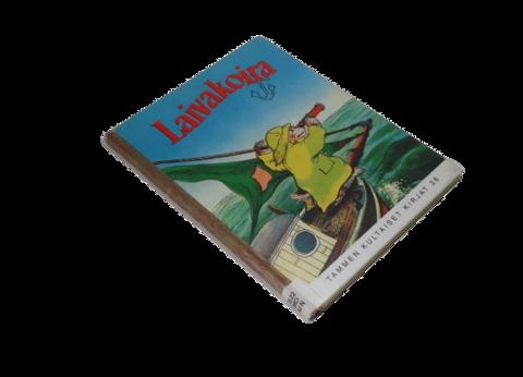 Lasten kierrätyskirja (Tammen kultaiset kirjat - Margaret Wise Brown - Laivakoira)