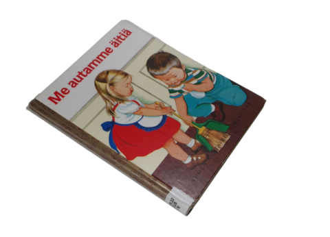 Lasten kierrätyskirja (Tammen kultaiset kirjat - Jean Cushman - Me autamme äitiä)