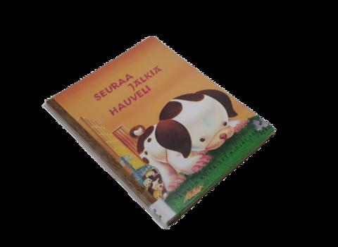 Lasten kierrätyskirja (Tammen kultaiset kirjat - Adelaide Holl - Seuraa jälkiä, hauveli)