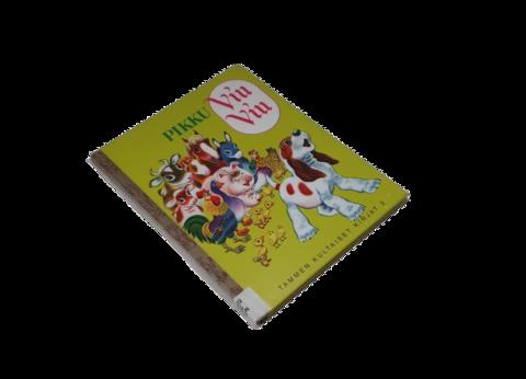 Lasten kierrätyskirja (Tammen kultaiset kirjat - Byron Jackson - Pikku Viu-Viu)
