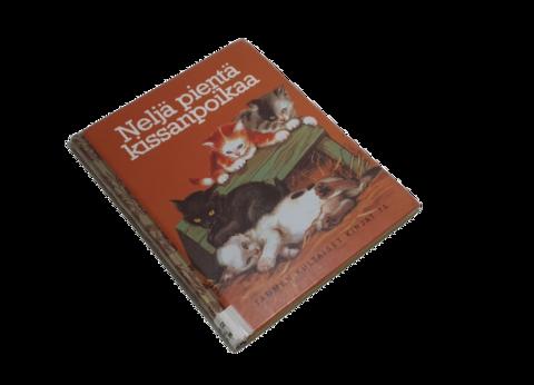 Lasten kierrätyskirja (Tammen kultaiset kirjat - Kathleen N. Daly - Neljä pientä kissanpoikaa)
