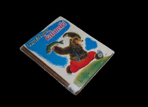 Lasten kierrätyskirja (Tammen kultaiset kirjat - Georges Duplaix - Nille Nallen kalaretki)