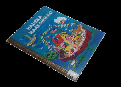 Lasten kierrätyskirja (Tammen kultaiset kirjat - Georges Duplaix - Hauska haaksirikko)