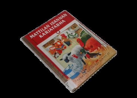 Lasten kierrätyskirja (Tammen kultaiset kirjat - Leah Gale - Mattilan isännän karjatarha)