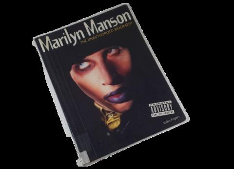 Kierrätyskirja (Kalen Rogers - Marilyn Manson : The Unauthorized Biography)
