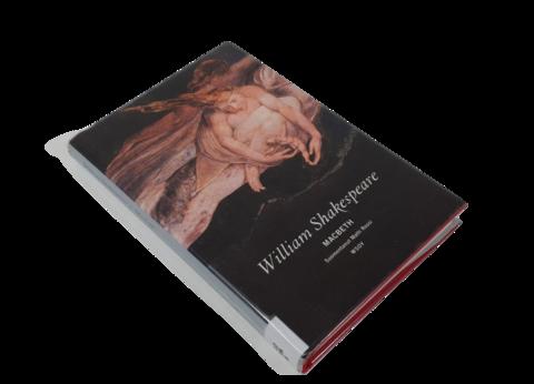 Kierrätyskirja (Williiam Shakespierre - Macbeth)