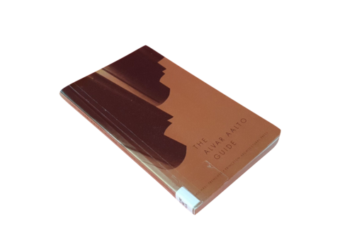 Kierrätyskirja (Michael Trencher - The Alvar Aalto Guide)