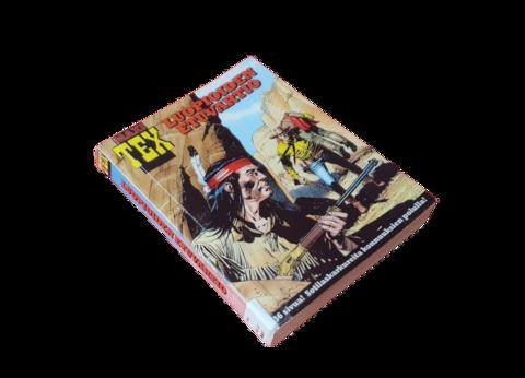 Kierrätyskirja (Pasquale Ruju - Tex Willer : Luopioiden etuvartio)