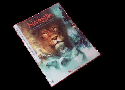 Kierrätyskirja (Nuottikirja - Harry Gregson-Williams  - The Chronicles of Narnia - The Lion, The Witch, And The Wardrobe)