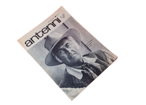 Vanha lehti (Antenni 49 / 1970)