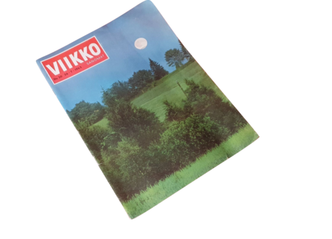Vanha lehti (Viikkosanomat 30 / 1963)