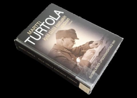 Kierrätyskirja (Martti Turtola - Kyllä täällä kaatuakin voidaan : suomalainen upseerikohtalo 1941)