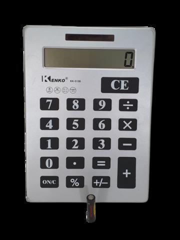 Suurikokoinen laskin (Kenko KK-5130)
