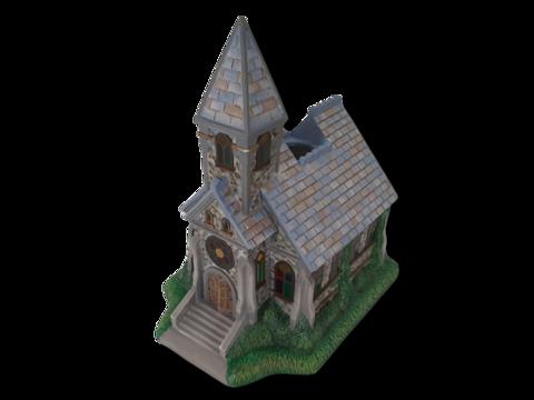 Kirkko kynttilälyhty (Partylite)