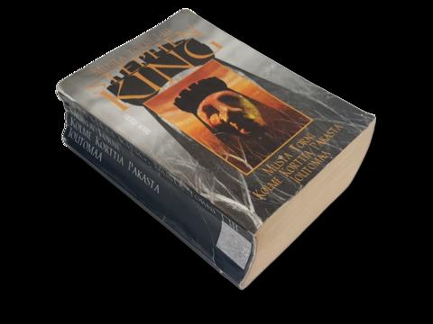 Kierrätyskirja (Stephen King - Musta Torni I - III)