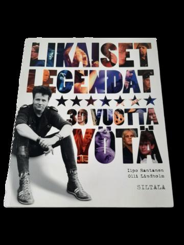 Kirja (Likaiset legendat : 30 vuotta Yötä)